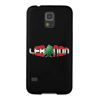 Lebanon Samsung Galaxy S5 Case