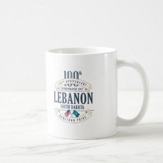 Lebanon, South Dakota 100th Anniversary Mug