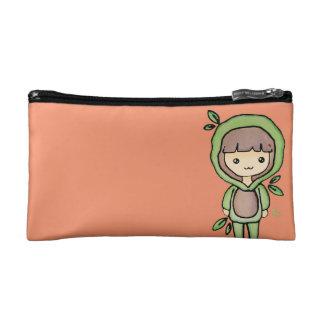Led Girl MakeUp Bag