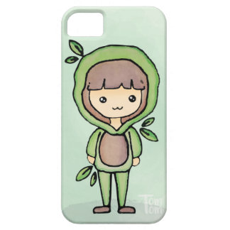 Led Girl Phonecase iPhone 5 Cover
