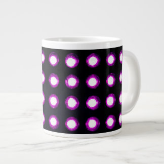 Led Light design Jumbo Mug