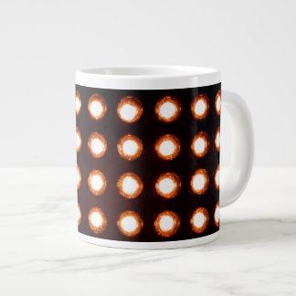 Led Light design Jumbo Mug