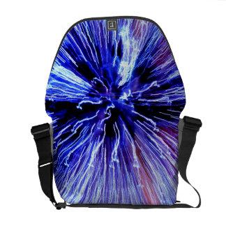 Led Light Messenger Bag