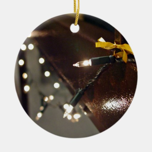 LED Light String Christmas Ornaments
