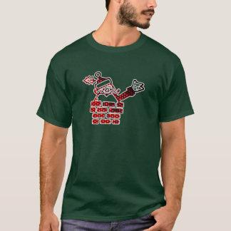 LED Santa T-Shirt
