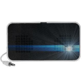 LED supernew facts iPod Speaker