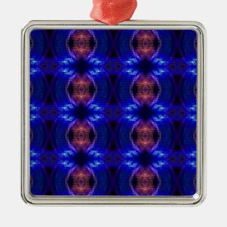 LED Wave Christmas Ornaments