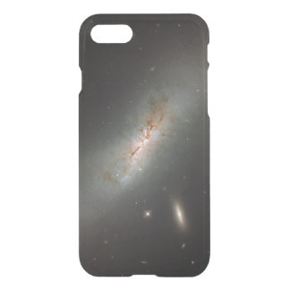 Leda NGC 4424 The Beautiful Universe iPhone 7 Case