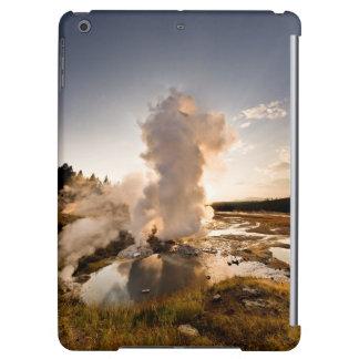 Ledge Geyser, Norris Geyser Basin Case For iPad Air