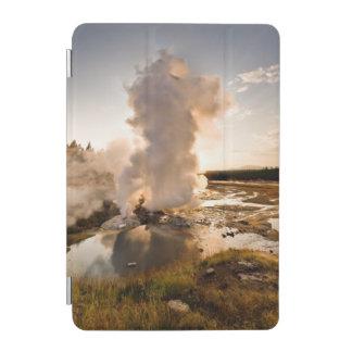 Ledge Geyser, Norris Geyser Basin iPad Mini Cover