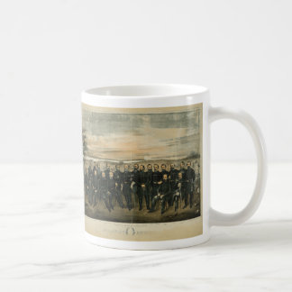 Lee And His General by Americus Patterson (1904) Basic White Mug