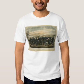 Lee And His General by Americus Patterson (1904) T Shirt