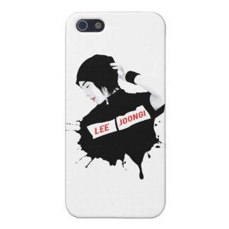 Lee Jun Ki - Vector iPhone 5/5S Case