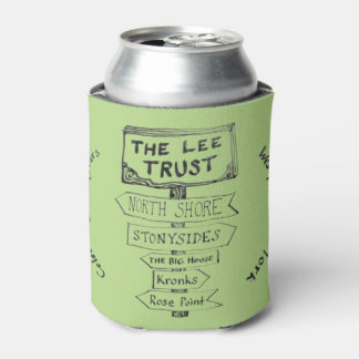 Lee Trust 50th Anniversary Can