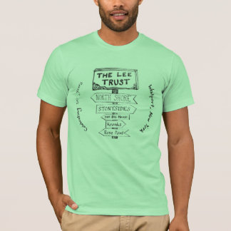 Lee Trust 50th Anniversary Men's Fitted T-Shirt