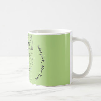 Lee Trust 50th Anniversary Pale Green Mug