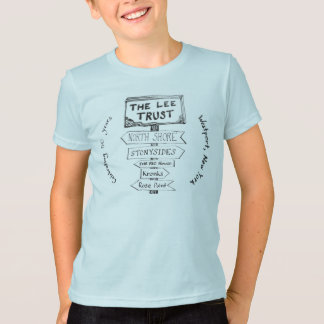 Lee Trust 50th Anniversary Youth T-Shirt