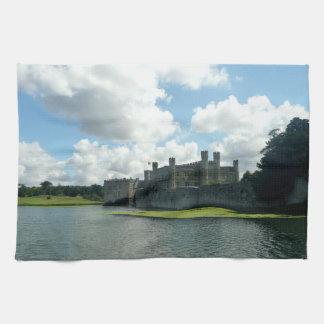 Leeds Castle Hand Towel