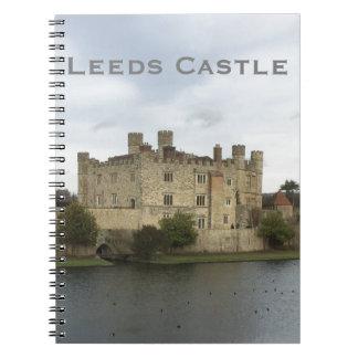 Leeds Castle Note Books