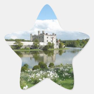 Leeds Castle Star Sticker