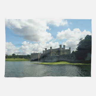 Leeds Castle Tea Towel