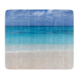 Leeward Beach | Turks and Caicos Photo Cutting Board