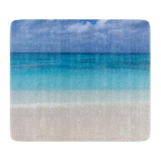 Leeward Beach | Turks and Caicos Photo Cutting Boards