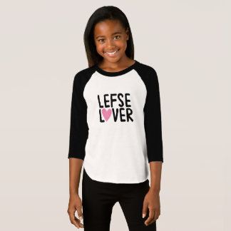 Lefse Lover Shirt