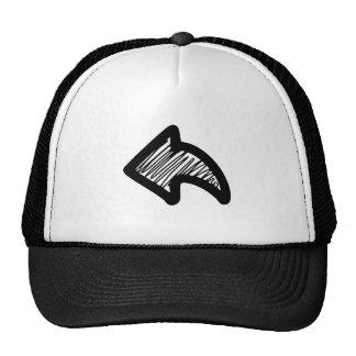 Left Arrow Hats