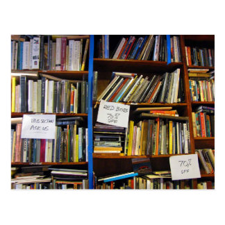 Left Bank Books Postcard