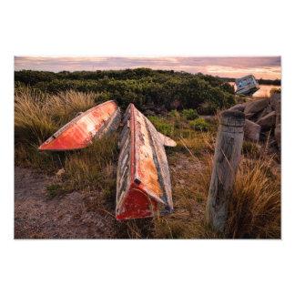 Left Behind Photographic Print