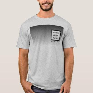 Left Chest Square w/ Gradient T-Shirt