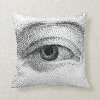 Left Eye Pillow
