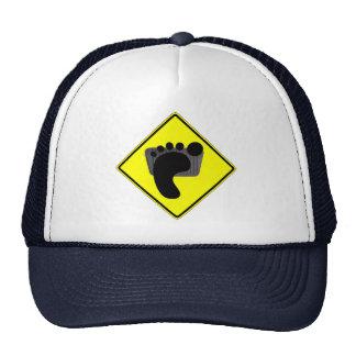 Left Foot Braker Trucker Hat