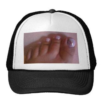 Left Foot Cap