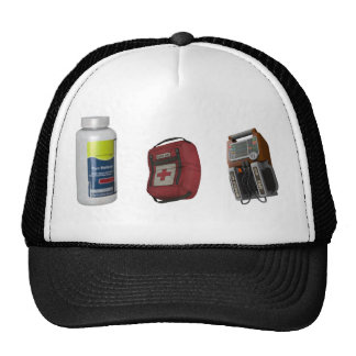 Left for Dead Health Trucker Hat