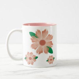 Left handed Flower Fades Scripture mug - multiple