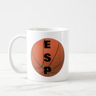 """""""Left-Handed"""" Spain Basketball Team Basic White Mug"""