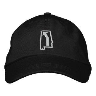 Left In Alabama Basic Adjustable Cap Baseball Cap
