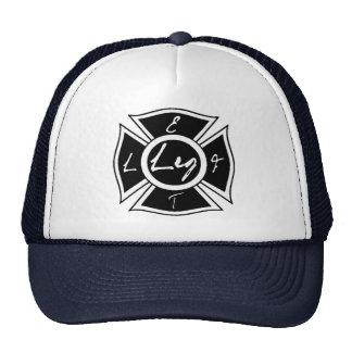 LEFT LEG FIRE DEPT.(HAT)