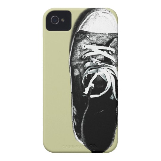 left old shoe i-phone case