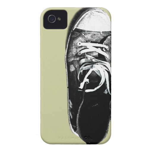 left old shoe i-phone case iPhone 4 cover