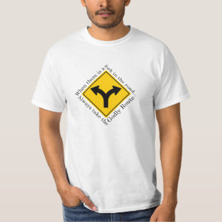 Left or Right 2 T-Shirt