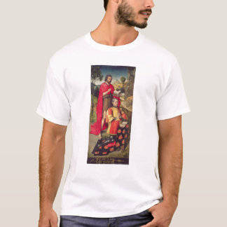 Left panel, from the main altar polyptych T-Shirt