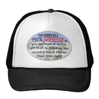 left side right side cap