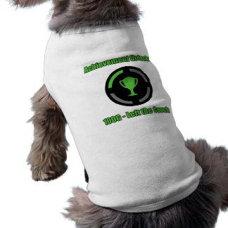 Left the Couch - Achievement Unlocked Sleeveless Dog Shirt