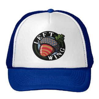 Left Wing Nut Cap