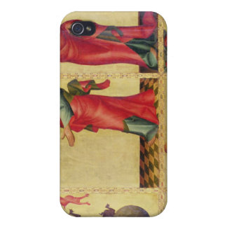 Left wing of the High Altar of St. Peter's iPhone 4 Cases