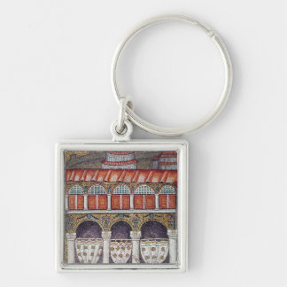 Left wing of the Palazzo di Teodorico, 527-99 Key Ring