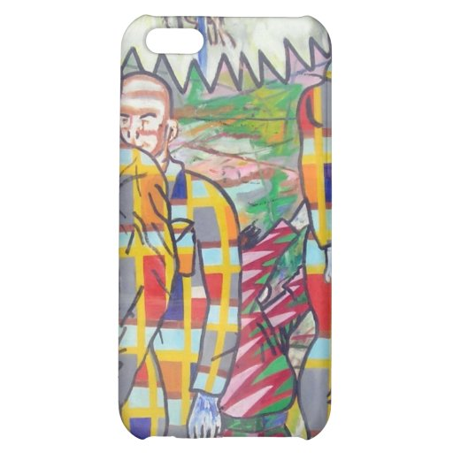 Left Wing - Right Wing iPhone 5C Cases